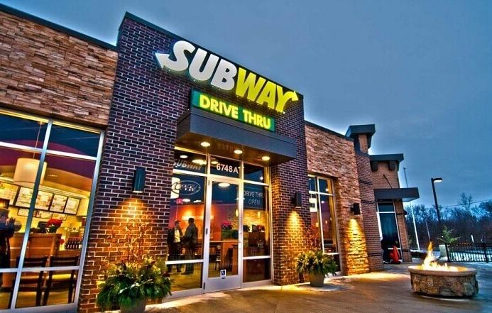 global Subway store survey
