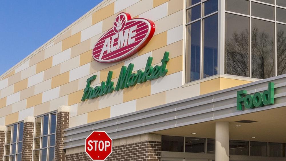 acme supermarket front
