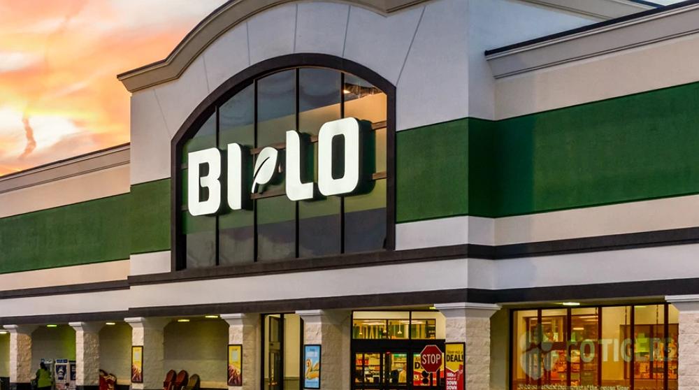 bi-lo store front
