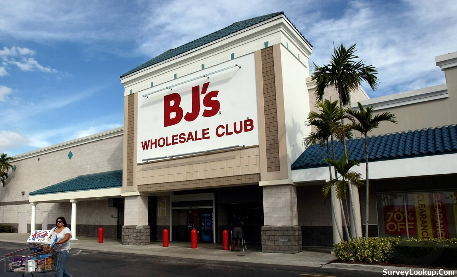 store front of bj's wholesale club