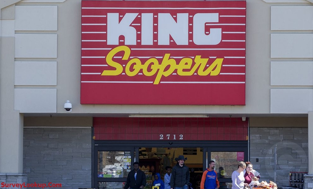 King Soopers Survey