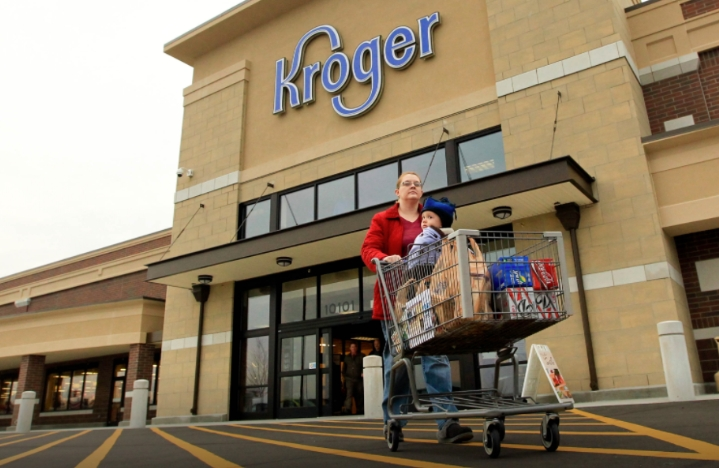 Kroger Experience Survey Page