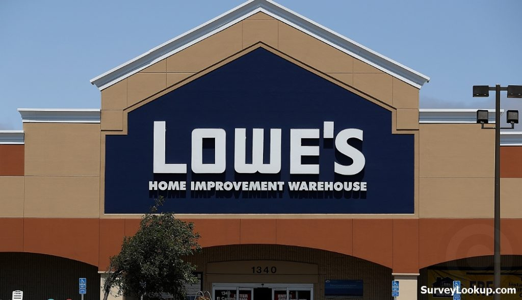 store front of lowes