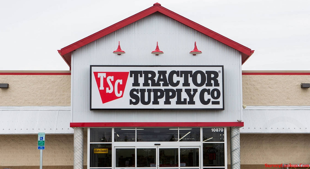 store front of tractor supply