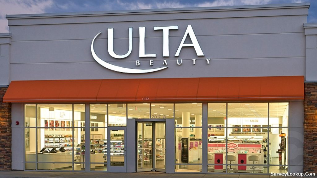store front of ultra beauty