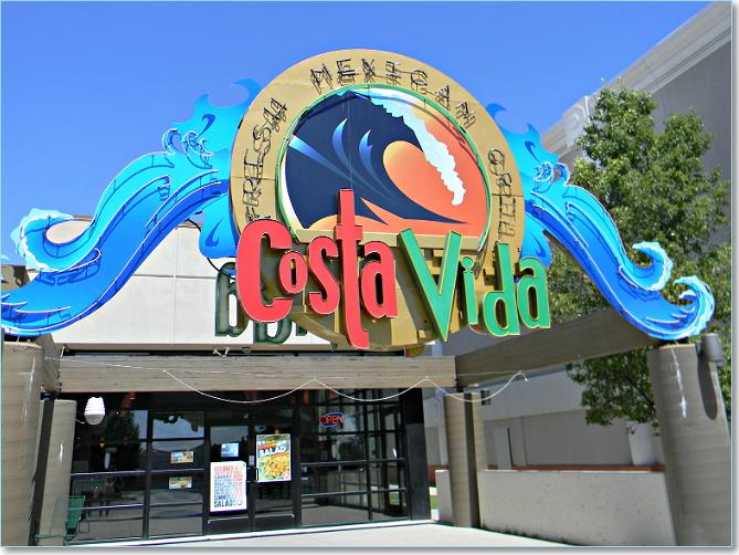 Costa vida restaurant