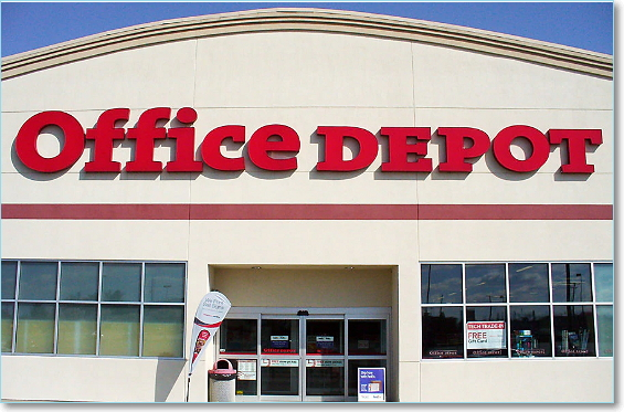 Officedepot.com/feedback survey