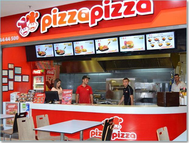 Pizza Pizza restaurant