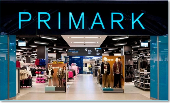 TellPrimark.co.uk Survey