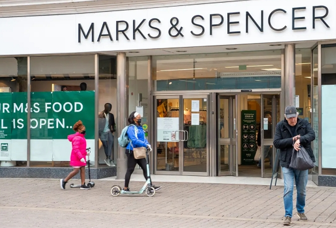 Marks and Spencer Store Overview
