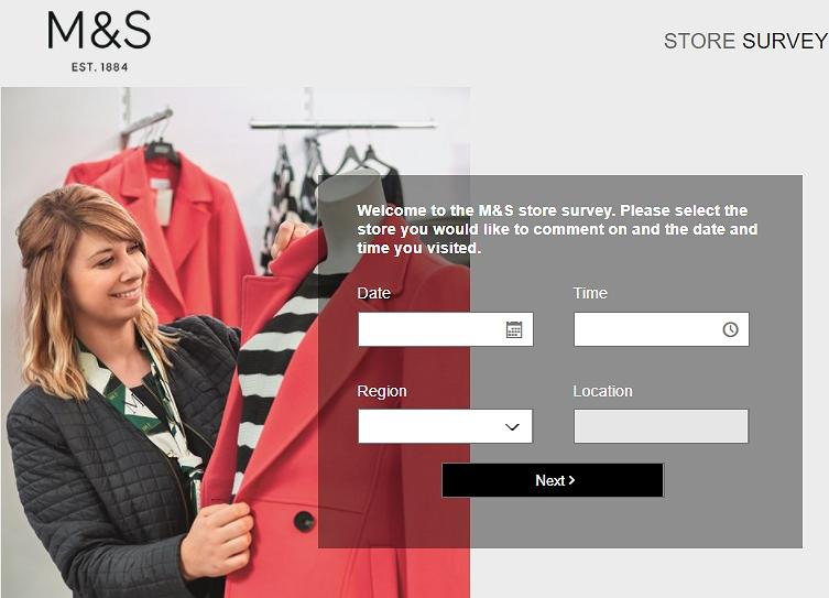 Tellmands survey without receipt
